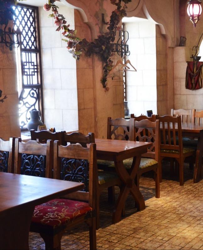 фото ресторана шеш беш у метро арбатская несмотря все