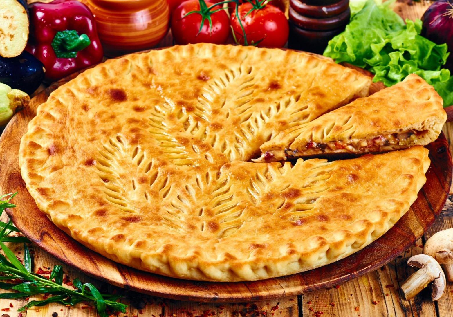 Осетинские пироги - вкусно и сытно